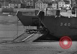Image of beach obstacles United Kingdom, 1942, second 10 stock footage video 65675069423