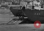 Image of beach obstacles United Kingdom, 1942, second 12 stock footage video 65675069423