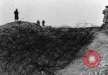 Image of beach obstacles United Kingdom, 1942, second 10 stock footage video 65675069426