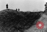 Image of beach obstacles United Kingdom, 1942, second 11 stock footage video 65675069426