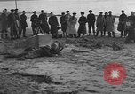Image of beach obstacles United Kingdom, 1942, second 9 stock footage video 65675069427