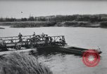 Image of Bailey bridge construction France, 1944, second 7 stock footage video 65675069434