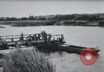 Image of Bailey bridge construction France, 1944, second 9 stock footage video 65675069434