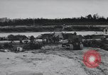 Image of Bailey bridge construction France, 1944, second 12 stock footage video 65675069434