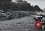 Image of tank battle France, 1944, second 2 stock footage video 65675069435