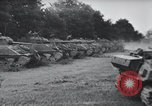 Image of tank battle France, 1944, second 3 stock footage video 65675069435