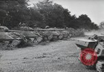 Image of tank battle France, 1944, second 5 stock footage video 65675069435