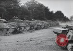Image of tank battle France, 1944, second 6 stock footage video 65675069435