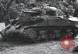 Image of tank battle France, 1944, second 9 stock footage video 65675069435