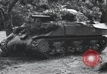 Image of tank battle France, 1944, second 10 stock footage video 65675069435