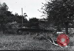 Image of tank battle France, 1944, second 1 stock footage video 65675069437