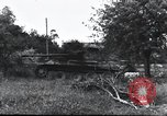 Image of tank battle France, 1944, second 2 stock footage video 65675069437