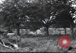 Image of tank battle France, 1944, second 4 stock footage video 65675069437