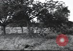 Image of tank battle France, 1944, second 5 stock footage video 65675069437