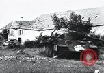 Image of tank battle France, 1944, second 11 stock footage video 65675069437