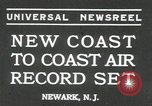 Image of James Harold Doolittle Newark New Jersey USA, 1935, second 1 stock footage video 65675069438
