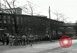 Image of workers strike Rossville Georgia USA, 1935, second 10 stock footage video 65675069439