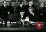 Image of European pact signed Rome Italy, 1935, second 10 stock footage video 65675069440