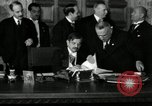 Image of European pact signed Rome Italy, 1935, second 11 stock footage video 65675069440