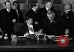 Image of European pact signed Rome Italy, 1935, second 12 stock footage video 65675069440