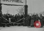 Image of ski run opened Mariazell Austria, 1935, second 10 stock footage video 65675069444