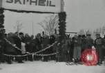 Image of ski run opened Mariazell Austria, 1935, second 12 stock footage video 65675069444