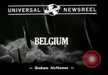 Image of German air raid in Belgium during World War 2 Belgium, 1940, second 3 stock footage video 65675069453