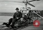 Image of Vought-Sikorsky VS-300 Bridgeport Connecticut USA, 1940, second 4 stock footage video 65675069456