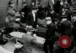 Image of fire in a building New York United States USA, 1940, second 11 stock footage video 65675069457
