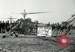 Image of Igor Sikorsky World Record VS-300 Stratford Connecticut USA, 1941, second 2 stock footage video 65675069462