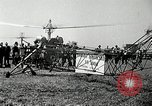 Image of Igor Sikorsky World Record VS-300 Stratford Connecticut USA, 1941, second 3 stock footage video 65675069462