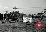 Image of Igor Sikorsky World Record VS-300 Stratford Connecticut USA, 1941, second 4 stock footage video 65675069462