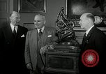 Image of Collier Trophy Washington DC USA, 1951, second 7 stock footage video 65675069465