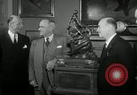 Image of Collier Trophy Washington DC USA, 1951, second 9 stock footage video 65675069465
