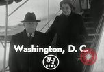 Image of Alben William Barkley Washington DC USA, 1951, second 2 stock footage video 65675069466