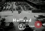 Image of Gloster Meteor jets Holland Netherlands, 1951, second 2 stock footage video 65675069468