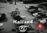 Image of Gloster Meteor jets Holland Netherlands, 1951, second 4 stock footage video 65675069468