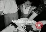 Image of baby gorilla Anacortes Washington USA, 1951, second 4 stock footage video 65675069469