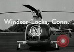 Image of jet helicopter Windsor Locks Connecticut USA, 1954, second 5 stock footage video 65675069472