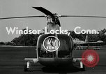 Image of jet helicopter Windsor Locks Connecticut USA, 1954, second 7 stock footage video 65675069472