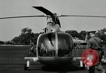 Image of jet helicopter Windsor Locks Connecticut USA, 1954, second 8 stock footage video 65675069472