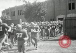 Image of Notre Dame Fighting Irish South Bend Indiana USA, 1954, second 10 stock footage video 65675069475