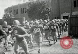 Image of Notre Dame Fighting Irish South Bend Indiana USA, 1954, second 11 stock footage video 65675069475