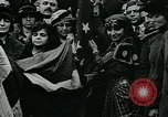 Image of United States flag Chicago Illinois USA, 1918, second 5 stock footage video 65675069482