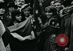 Image of United States flag Chicago Illinois USA, 1918, second 7 stock footage video 65675069482