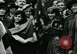 Image of United States flag Chicago Illinois USA, 1918, second 8 stock footage video 65675069482