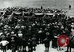 Image of Shipyard dedication Oakland California USA, 1918, second 8 stock footage video 65675069488