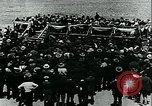 Image of Shipyard dedication Oakland California USA, 1918, second 10 stock footage video 65675069488