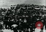 Image of Shipyard dedication Oakland California USA, 1918, second 12 stock footage video 65675069488