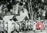 Image of United States Marines Almeda California USA, 1918, second 8 stock footage video 65675069490